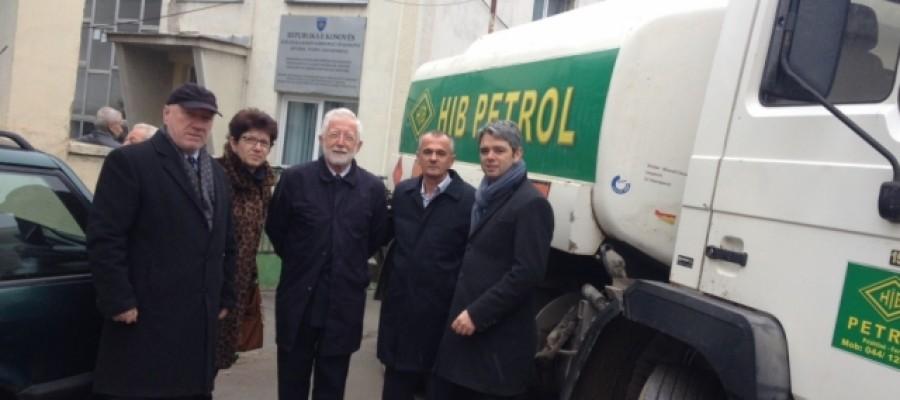 Shtëpia e Pleqve në Prishtinë ndihmohet nga klubet rotariane