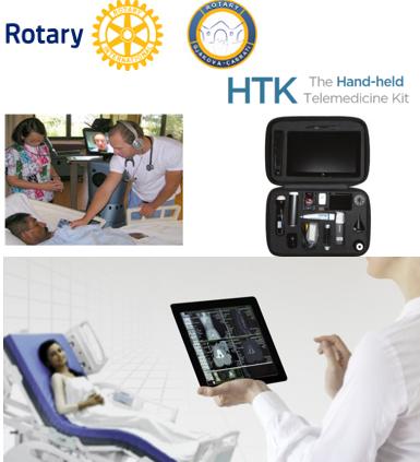 Klubet Rotariane Gjakova-Çabrati dhe Edwards nga SHBA dhurojnë pajisje medicinale për Qendrën e Mjekësisë Familjare të Gjakovës
