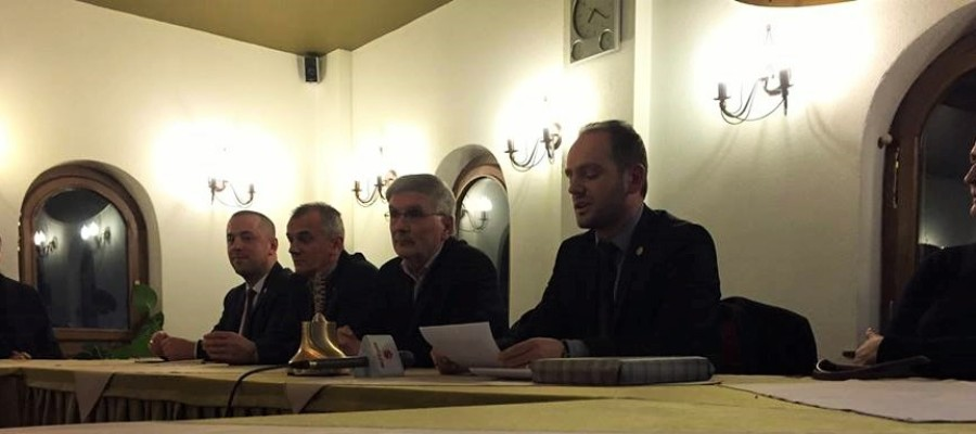 Prof. Jusuf Buxhovi u shpall Anëtar Nderi i KR Gjakova-Çabrati