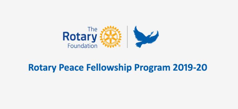 Mundësi për Bursa për Paqë nga Rotari Ndërkombëtare